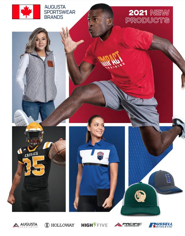 Augusta Sportswear 2020